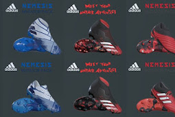 Mutator Pack Boots - For PES 2017, PES 2019 & PES 2020