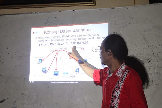 Pembelajaran Konsep Dasar Jaringan