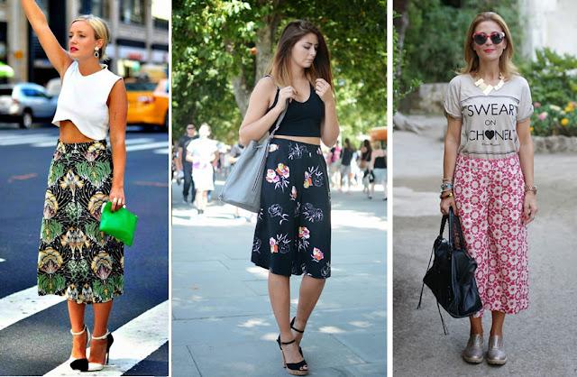 Tendência de verão: Calça pantacourt. Como usar? Confira os looks e inspire-se