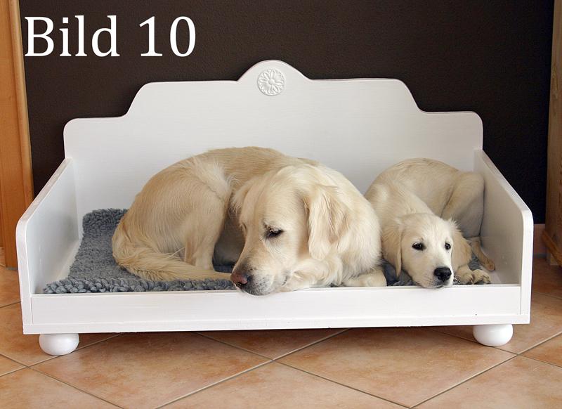 dekoherz auf vielfachen wunsch unser hundebett samt anleitung. Black Bedroom Furniture Sets. Home Design Ideas