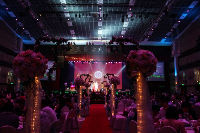 convention centre in sentul