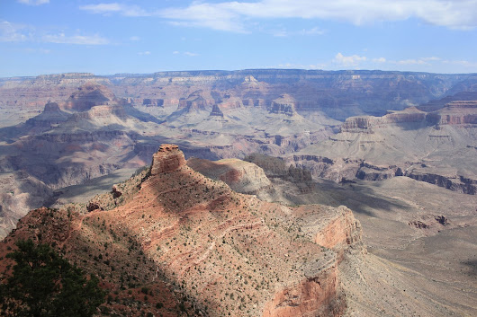 I AM LUCILE : Quand on a dormi dans le grand Canyon