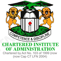 Chartered Institute of Administration Recrutement 2018