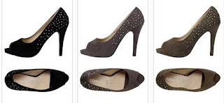 zapatos de tacon glam