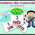 CARTAZES DOS NUMERAIS NO JEITINHO DE IMPRIMIR