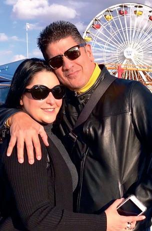 Eddy Herrera, historia de amor: Una escala de cinco horas que terminó en boda