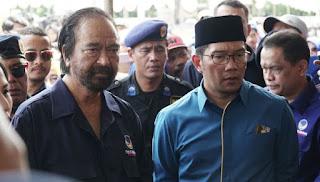 Baru Diusung NasDem, Ridwan Kamil Terancam Gagal Ikut Pilgub 2018