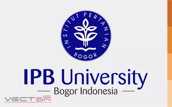 Logo IPB University (Institut Pertanian Bogor) - Download Vector File AI (Adobe Illustrator)