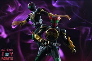 SH Figuarts Shinkocchou Seihou Kamen Rider OOO TaToBa Combo 11