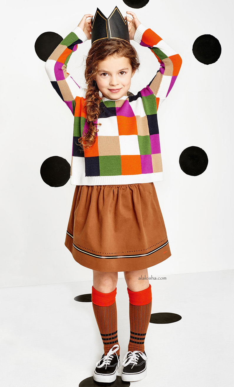 313174aeb New season FW'17: Rykiel Enfant is a playful yet chic collection for young  girls
