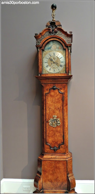 Legion of Honor: Case Clock