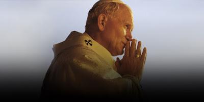 imagem do Papa João Paulo II