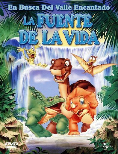 ver En busca del valle encantado 3: La fuente de la vida (1995) Online