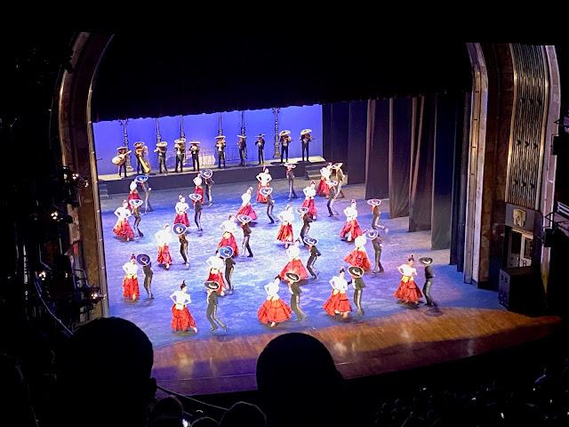 Folkloric Ballet, Palacio de Bellas Artes, Mexico City, Mexico