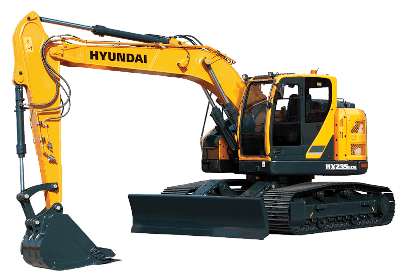 Hyundai Excavator HX235LCR