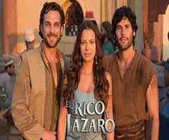 Miranovelas - El rico y lazaro Capítulo 107 - Univision