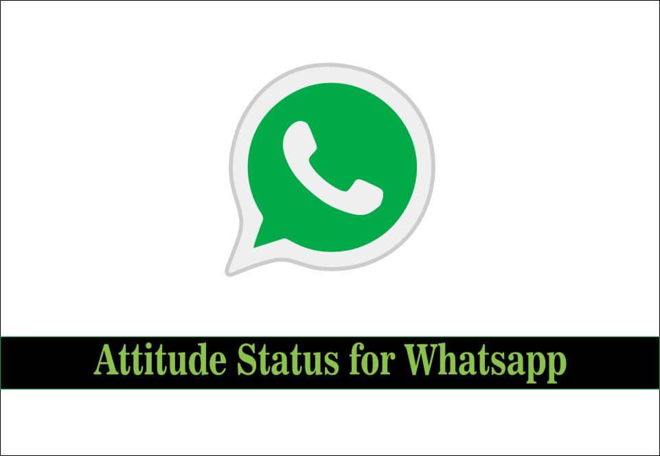 Attitude Status For Whatsapp In Hindi 2019 Whats App