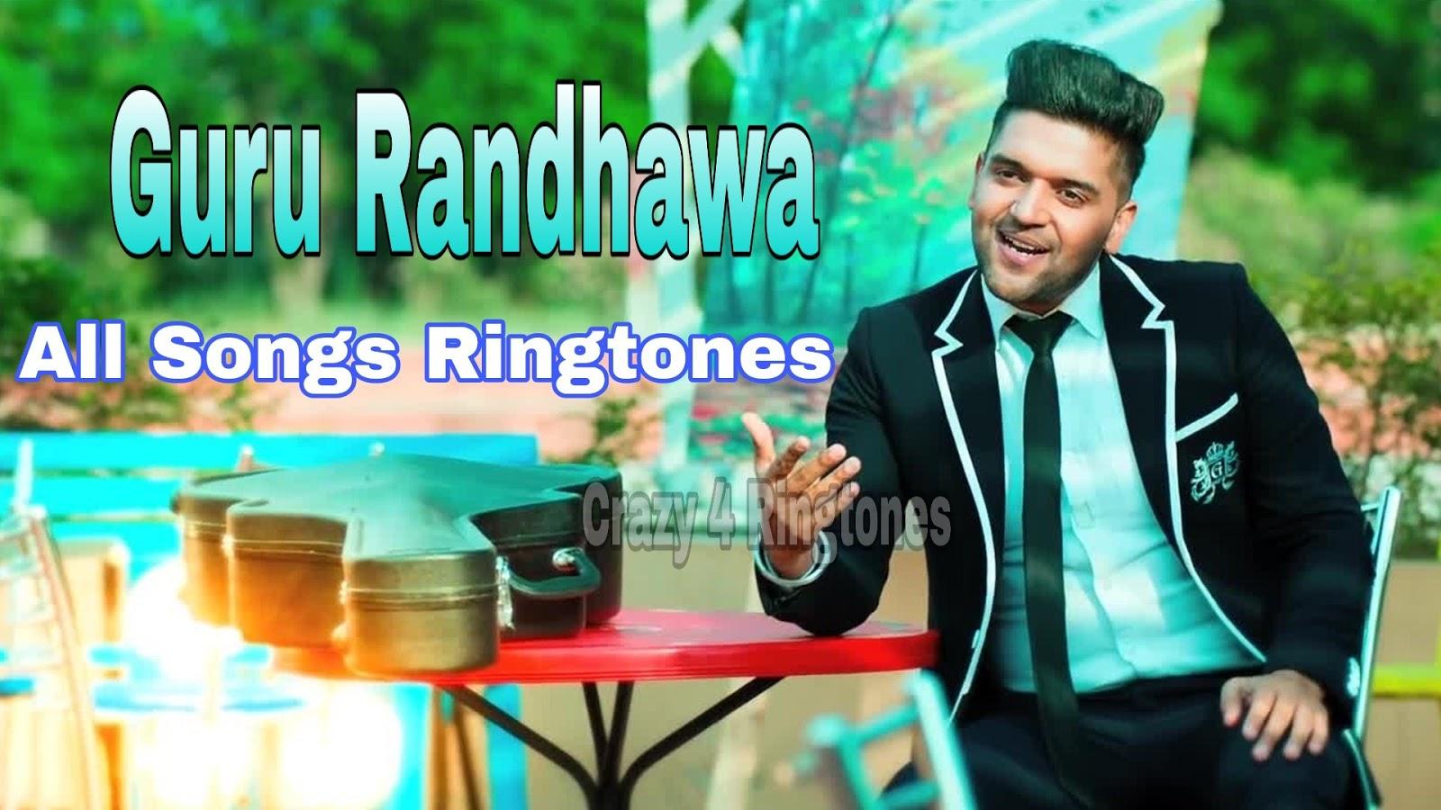 guru randhawa ringtone new song