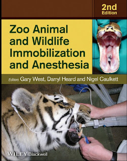 Zoo Animal and Wildlife Immobilization and Anesthesia 2nd Edition