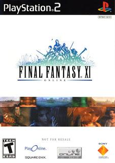 Final Fantasy XI Online PS2 Torrent