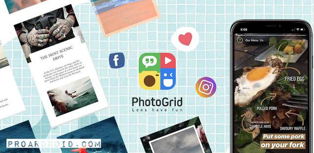 Photo Grid - Collage Maker النسخة المدفوعة