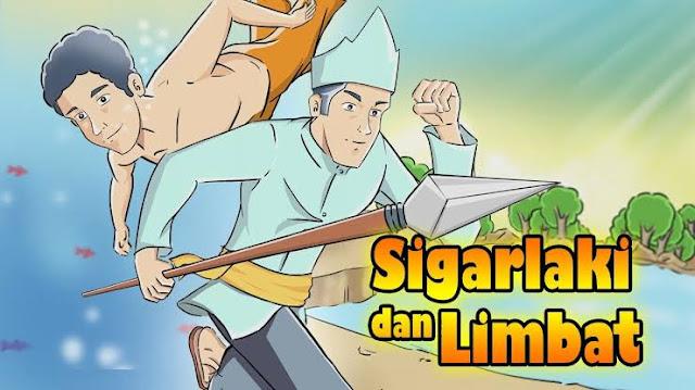 Kisah Sigarlaki dan Limbat – Legenda Sulawesi Utara