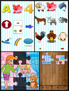 iOS and Android kids apps