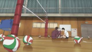 ハイキュー!! アニメ 3期6話 | Karasuno vs Shiratorizawa | HAIKYU!! Season3