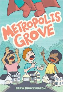 Metropolis Grove - Cover