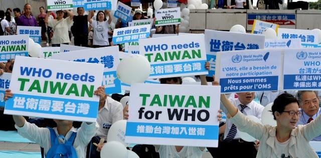 AS Serukan Kembalinya Taiwan Ke WHO, Diplomat: Itu Sangat Menyakiti Perasaan 1,4 Miliar Orang China
