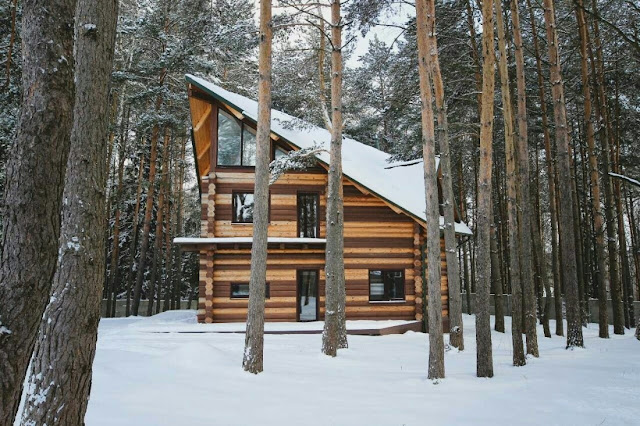 wooden house designs