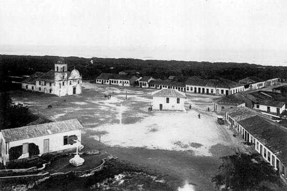 História de Itanhaém - Fundação de Itanhaém