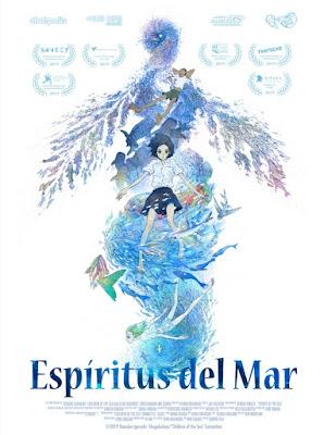 Children of the Sea [2019] [NTSC/DVDR- Custom HD] Ingles, Español Latino