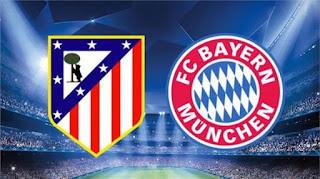 موعد  مباراة بايرن ميونخ واتلتيكو مدريد مباشر 21-10-2020 والقنوات الناقلة في دوري أبطال أوروبا