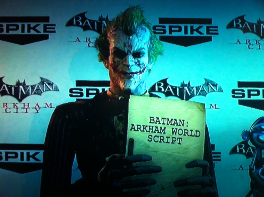 Batman  Arkham World. Caso você não saiba 877c91e3d7f
