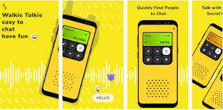 Cara Menggunakan Aplikasi Walkie Talkie Tiktok Mudah