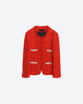 Zara Detailed Jacket
