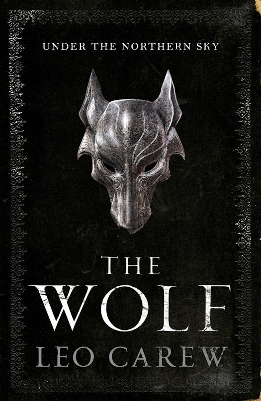 The Qwillery Interview with Leo Carew author of The Wolf