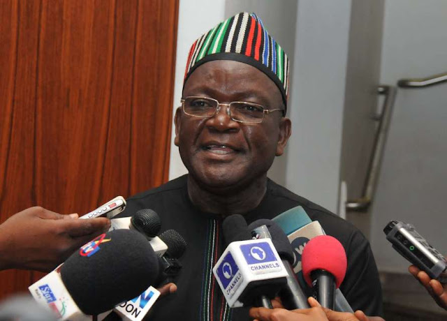 2019 Election: Benue State Governor declared second term re-run
