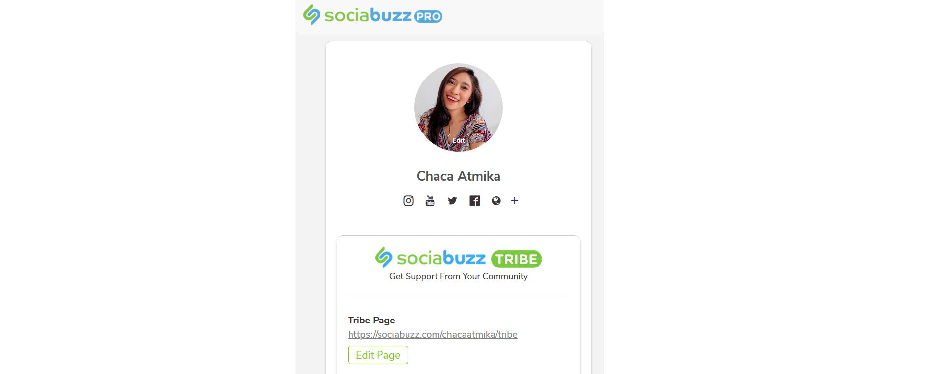 donasi online indonesia di Sociabuss Tribe