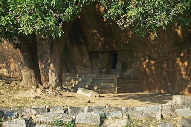 Pazhiyili Iswaram Pudukottai Jain Temples Narthamalai