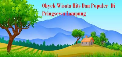 Wisata Lampung-Obyek Wisata Hits Dan Populer  Di Pringsewu Lampung