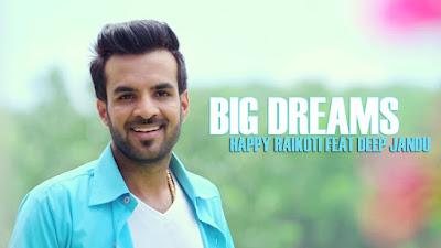 Big Dreams Happy Raikoti