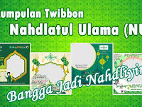 Kumpulan Twibbon Idul Fitri 2021 Nahdlatul Ulama