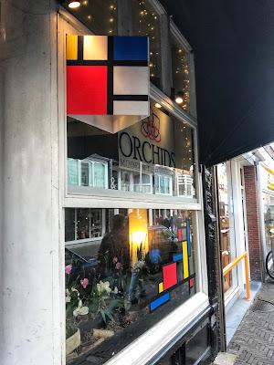 Mondrian in Den Haag