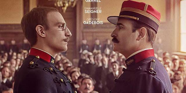 Tráiler y póster de 'El Oficial y el espía', de Roman Polanski