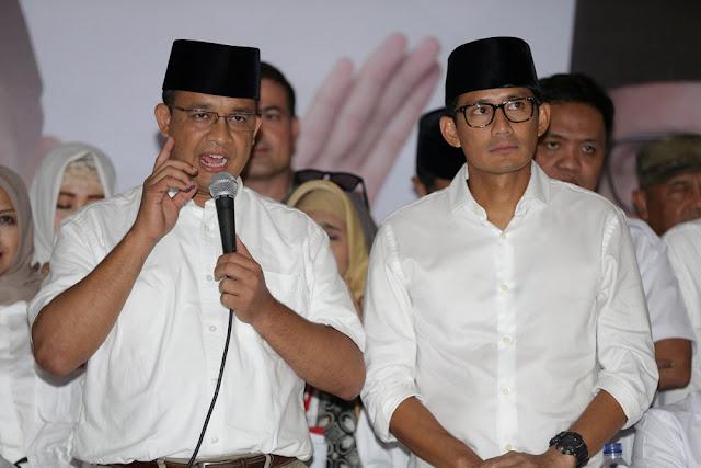 Surati Menteri Sofyan Djalil, Sandi: Kami Serius Tolak Reklamasi!