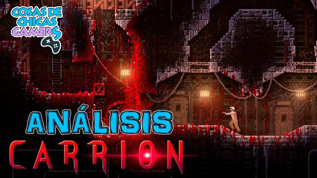 Análisis de Carrion en Xbox One