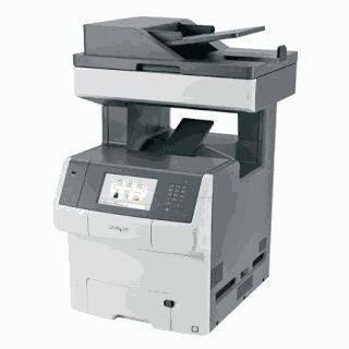 Image Lexmark X746de Printer Driver
