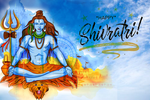 Shivaratri Greeting wishes in Hindi